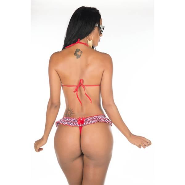 Fantasia Salve a Professora Pimenta Sexy - SEX SHOP CURITIBA