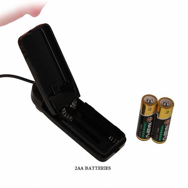 Pênis Rotativo Cyber Skincom Vibrador e Controle 20x4,5 - SEX SHOP CURITIBA