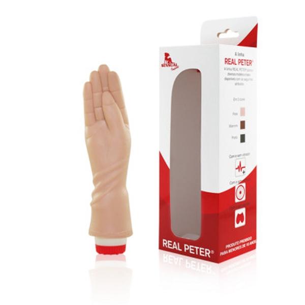 Mão Penetrável Com Vibrador - Fisting Fistfucking - SEX SHOP CURITIBA