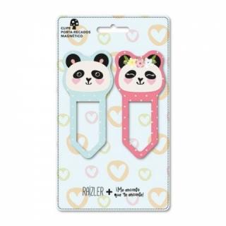 Clip Magnético Panda