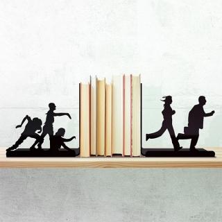 Aparador de Livros Zumbi Ataque