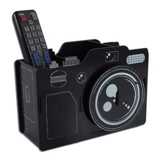 Porta Controle Remoto e Retrato Câmera Fotográfica