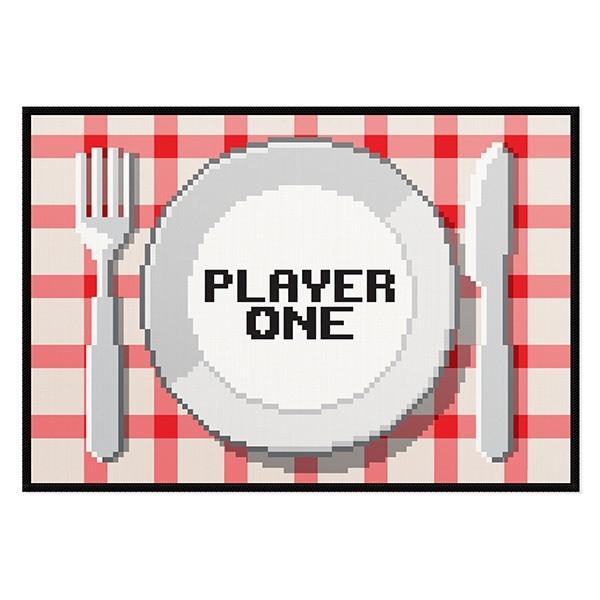 Jogo Americano Players - Doutor Design