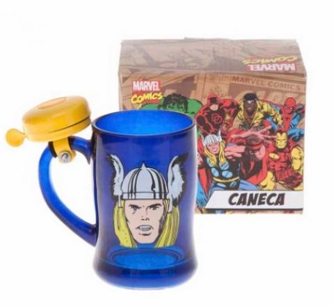Caneco Campainha Thor Marvel - Doutor Design