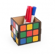 Porta Objetos Cubo Magico