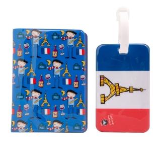 Kit Viagem Paris