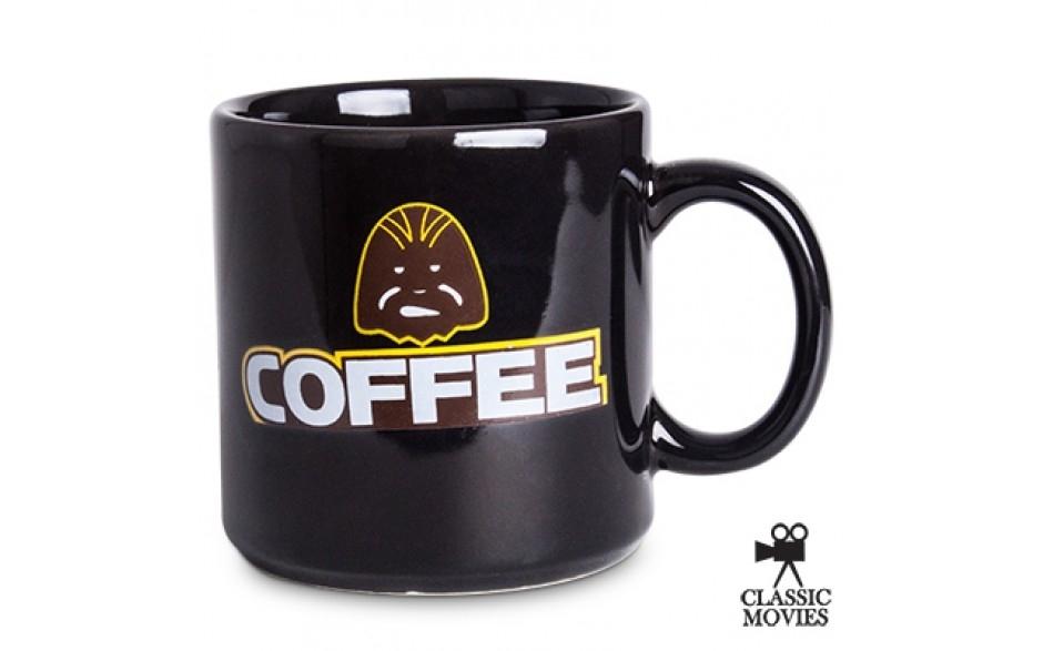 Caneca Coffee Chewie - Doutor Design