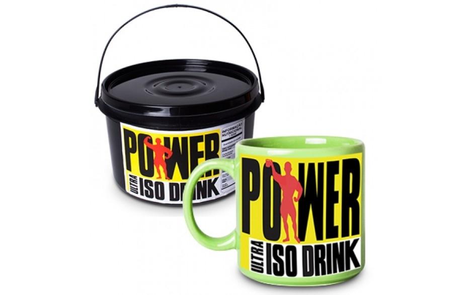 Caneca Power Iso Drink - Doutor Design