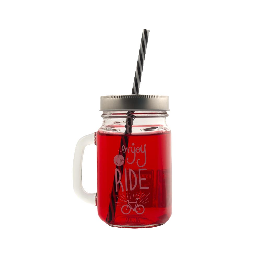 Caneca Pote Enjoy the Ride - Doutor Design