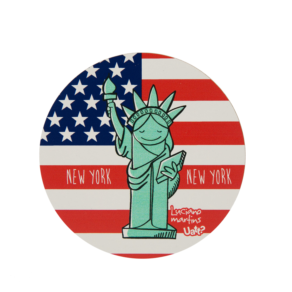 Kit Drink Copo New York - Doutor Design