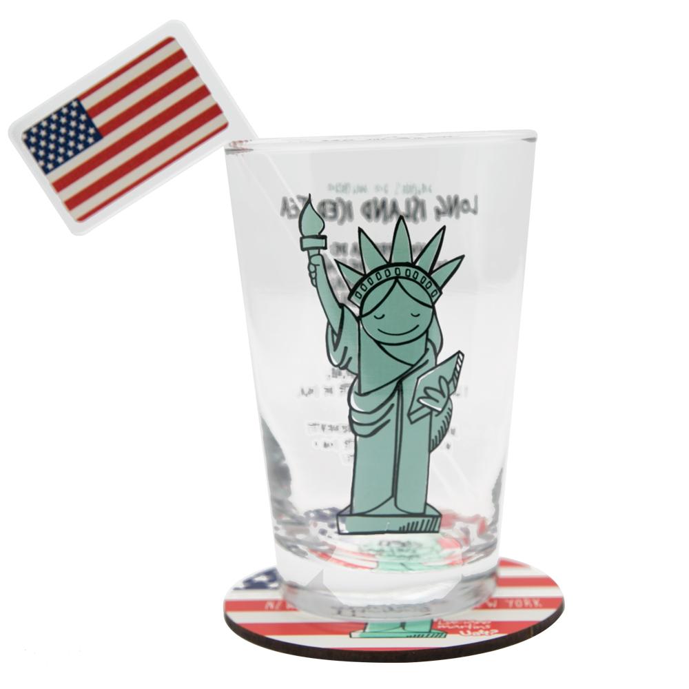 Kit Drink Copo New York