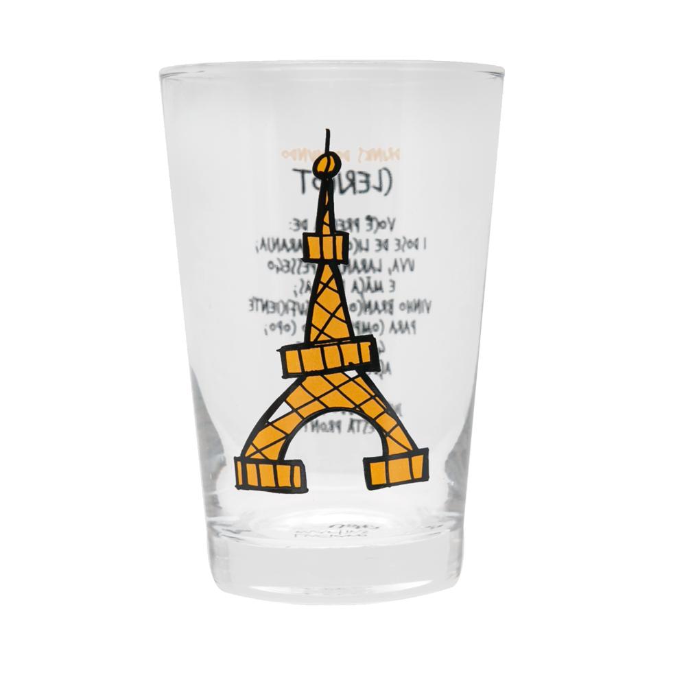 Kit Drink Copo Paris - Doutor Design