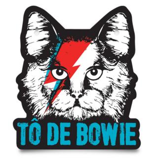Placa Tô de Bowie