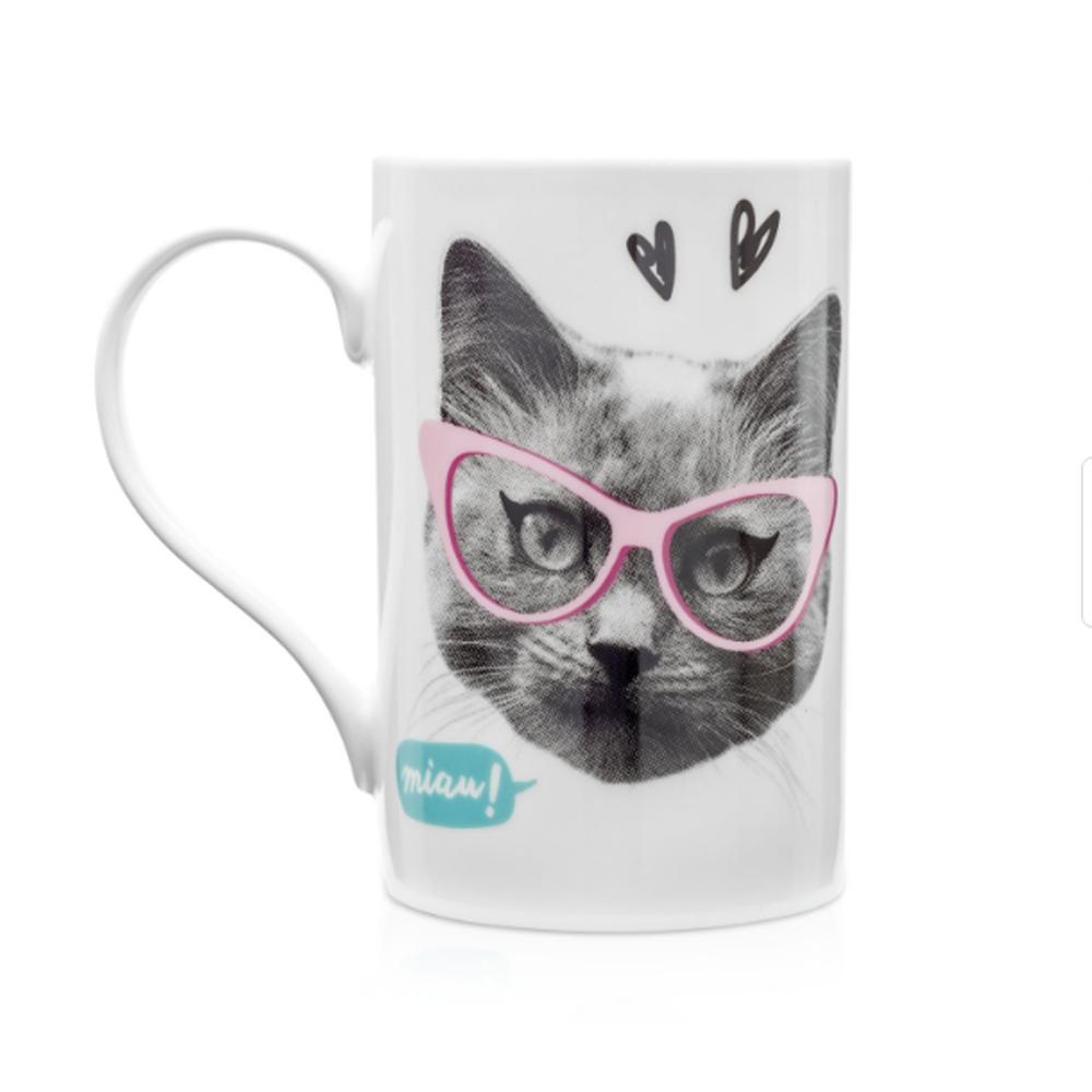 Caneca na Lata Cat Lover - Doutor Design