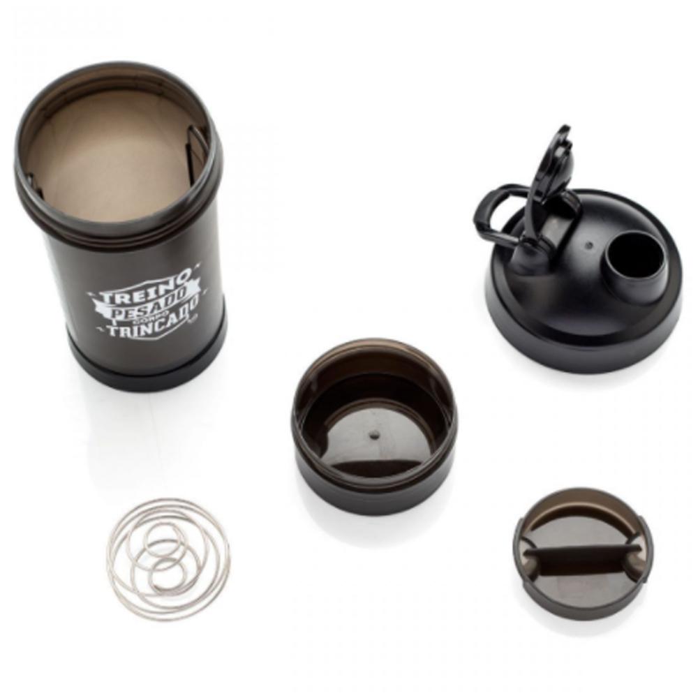 Coqueteleira Shaker Corpo Trincado - 450 ml - Doutor Design