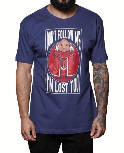 Camiseta Don´t Follow Me - Masculino - Doutor Design