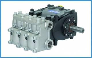 Bomba Triplex Alta pressão PRATISSOLI Mod. KT 36 - 115 l./min. | 120 bar | 1450 RPM | TORQUE SUL