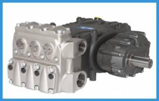 Bomba Triplex Alta pressão PRATISSOLI Mod. KS 40 - 225 l./min | 140 bar | 1800 RPM | TORQUE SUL
