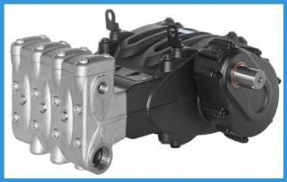 Bomba Triplex Alta pressão PRATISSOLI Mod. MW 45 - 267 l./min. | 155 bar | 1800 RPM | TORQUE SUL