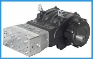 Bomba Triplex Alta pressão PRATISSOLI Mod. SM 16 - 34 l./min. | 1200 bar | 1800 RPM | TORQUE SUL