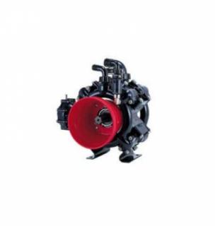 Bomba Annovi Reverberi AR160 BP, 550rpm, eixo passante estriado | TORQUE SUL