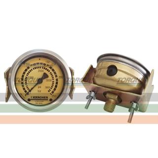 Manômetro 0-250 BAR Karcher HDS | TORQUE SUL