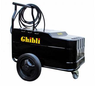 Lavadora de Alta Pressão Profissional Ghibli BJ280/20 220V ou 380V Trifásica | TORQUE SUL