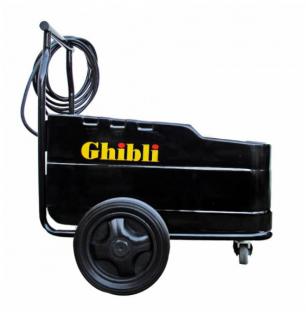 Lavadora de Alta Pressão Profissional Ghibli BJ350/18 220V ou 380V Trifásica