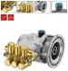 Bomba Triplex Alta Pressão - Hawk - FOG0210CR - 2,4 l./min | 100 BAR | 1 CV