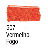 507 - Vermelho Fogo