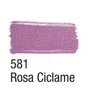 581 - Rosa Ciclame