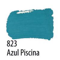 823 - Azul Piscina