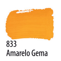 833 - Amarelo Gema
