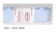 2941 - Azul Bebê