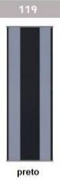 2970 - 119 - Preto